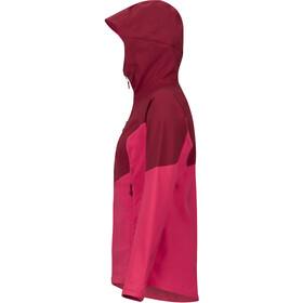 Marmot ROM Takki Naiset, sienna red/disco pink